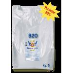 LUS-B20. Αυγοτροφή για καναρίνια ουδέτερη 5kgr